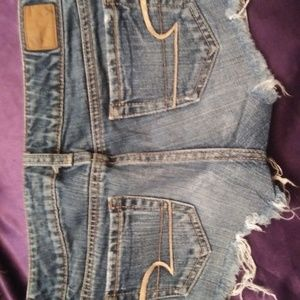 American Eagle Outfitters Shorts - American Eagle Jeans shorts